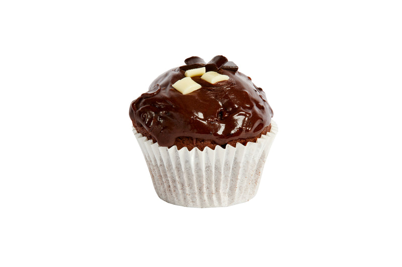 Chocolate Topped Muffin