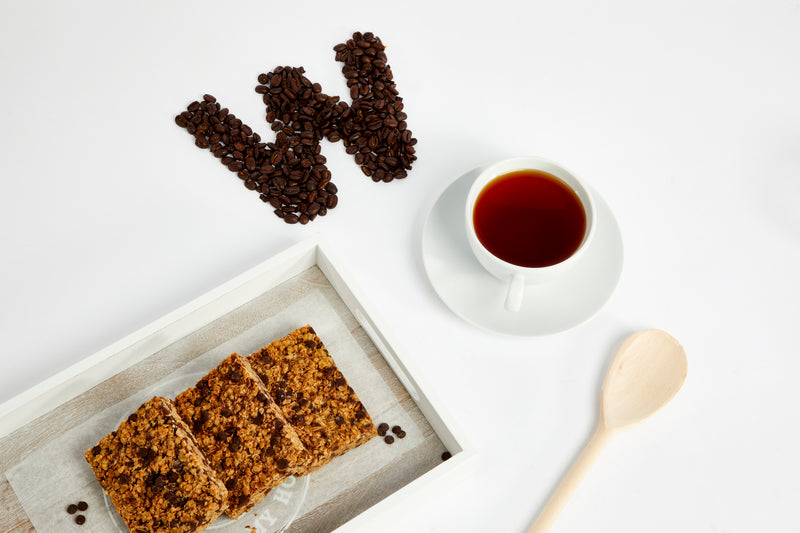 Fairtrade Choc Chip Flapjack