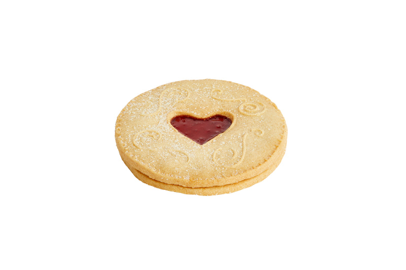 Giant Jammy Biscuit