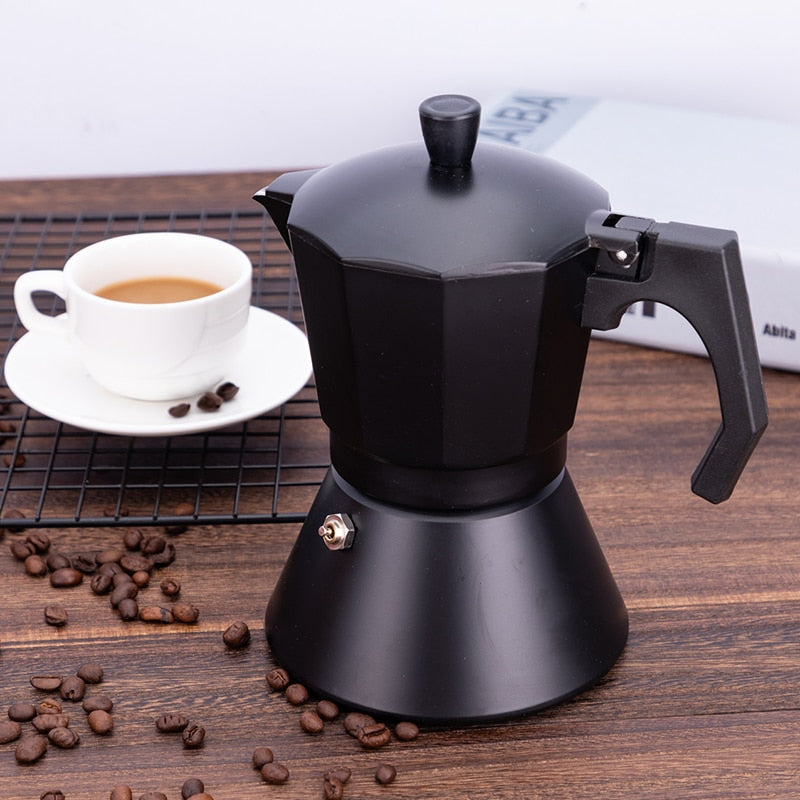 Moka Coffee Pot Espresso Maker