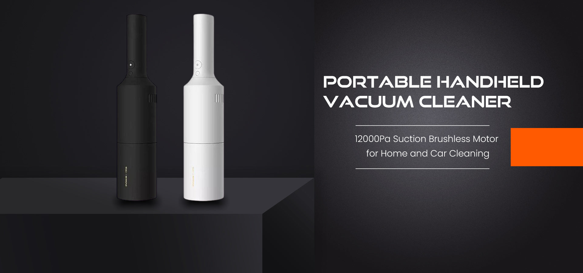 Wireless Multi-purpose Vacuum Cleaner Protable 12000Pa Suction Brushless Motor For Home Car Cleaning Tools.