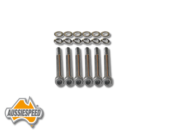 AS0043 Valve Cover Bolt Kit To Suit AS0037 and AS0034 Aussiespeed V6 Chevy Valve Covers