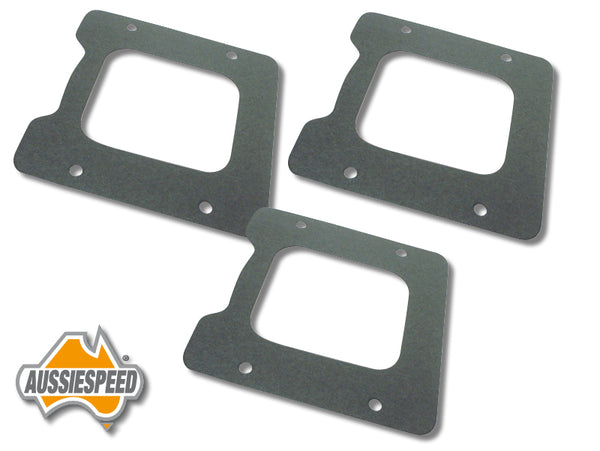 AS0078 Base Gasket Aussiespeed 2 Piece Manifold Pack of 3