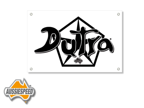 Dutra Slant 6 Banner Vinyl Workshop