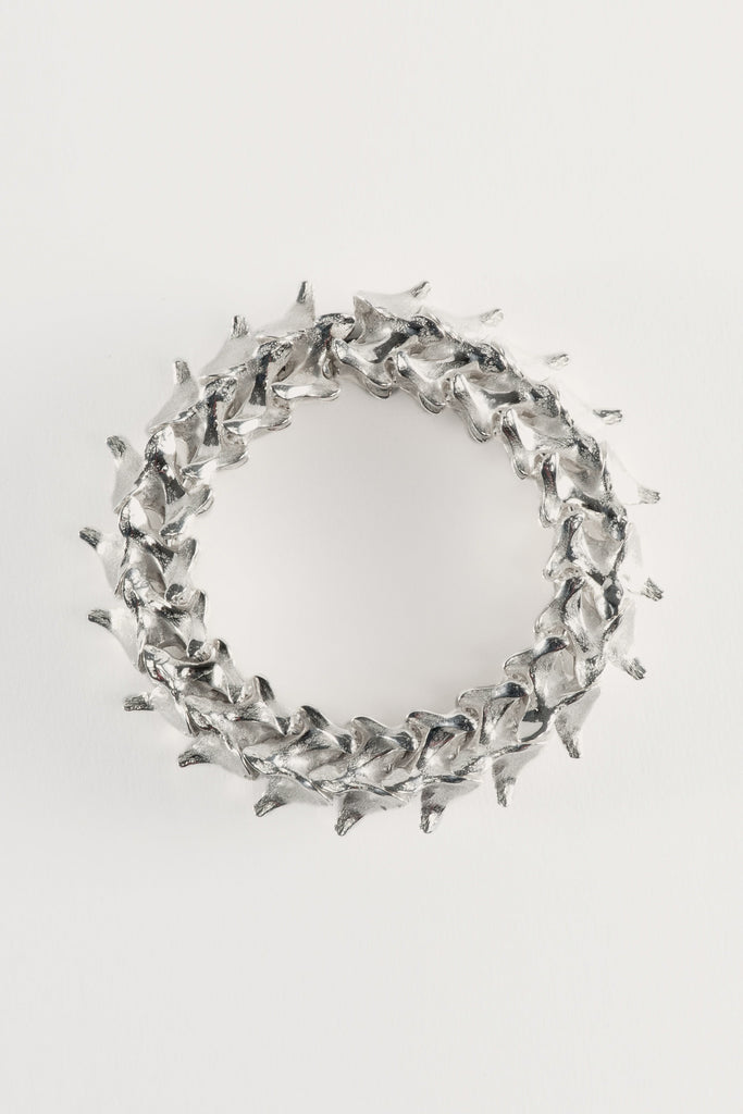 Bracelet of fox vertebrae