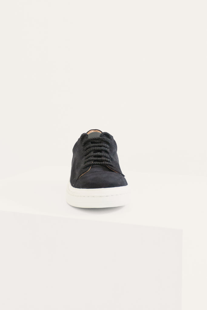 Suede Trainers made by Ambiorix