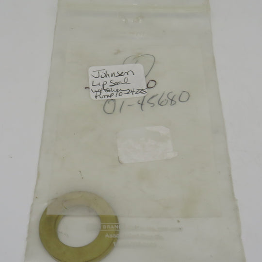 01-45680 Jabsco Lip Seal Washer