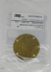 32625 Westerbeke Impeller Cover