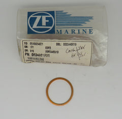 0634801251 Copper Sealing Ring Crush Filter for ZF Filter