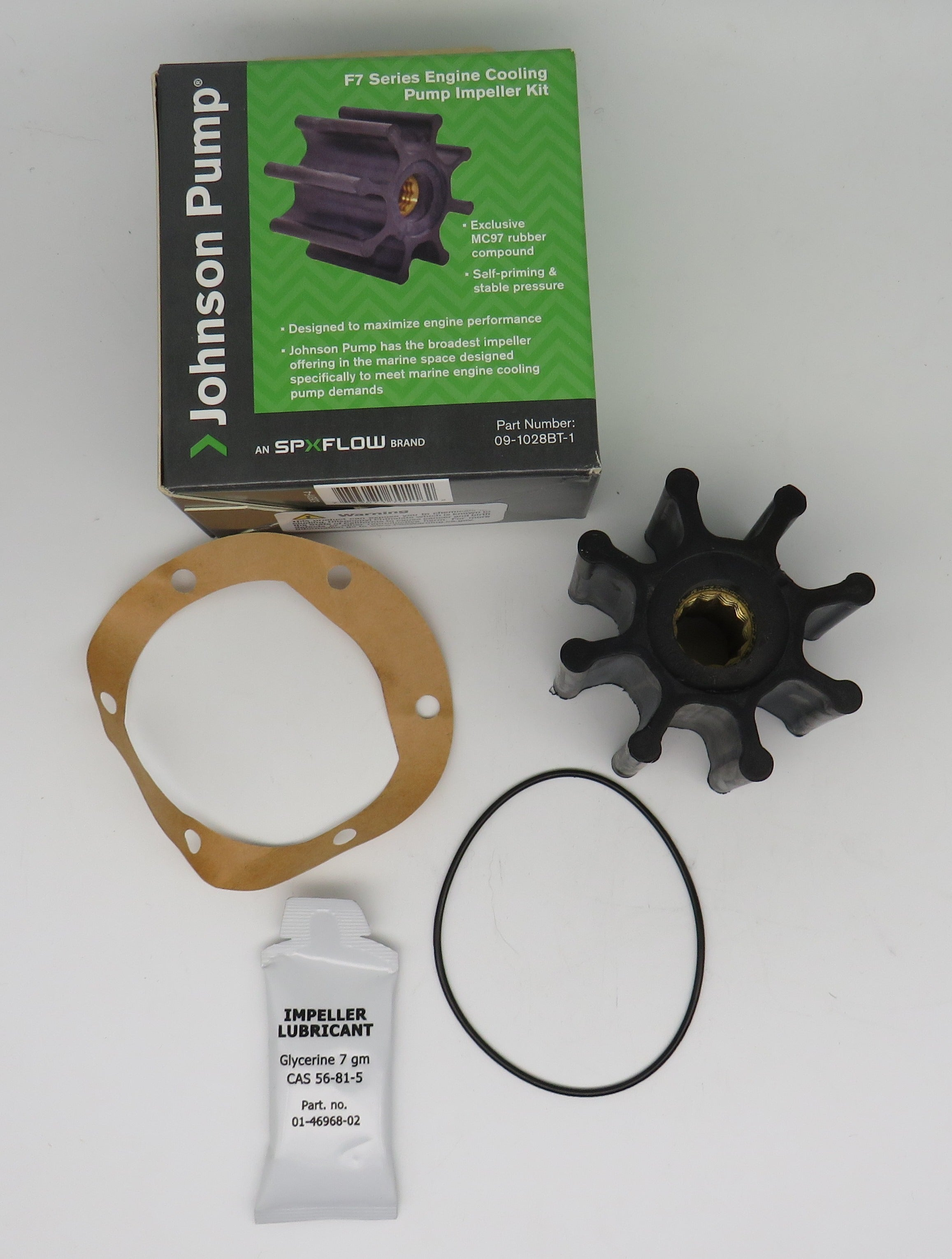 09-1028BT1 Johnson Impeller For Pumps 10242773 And 10241395