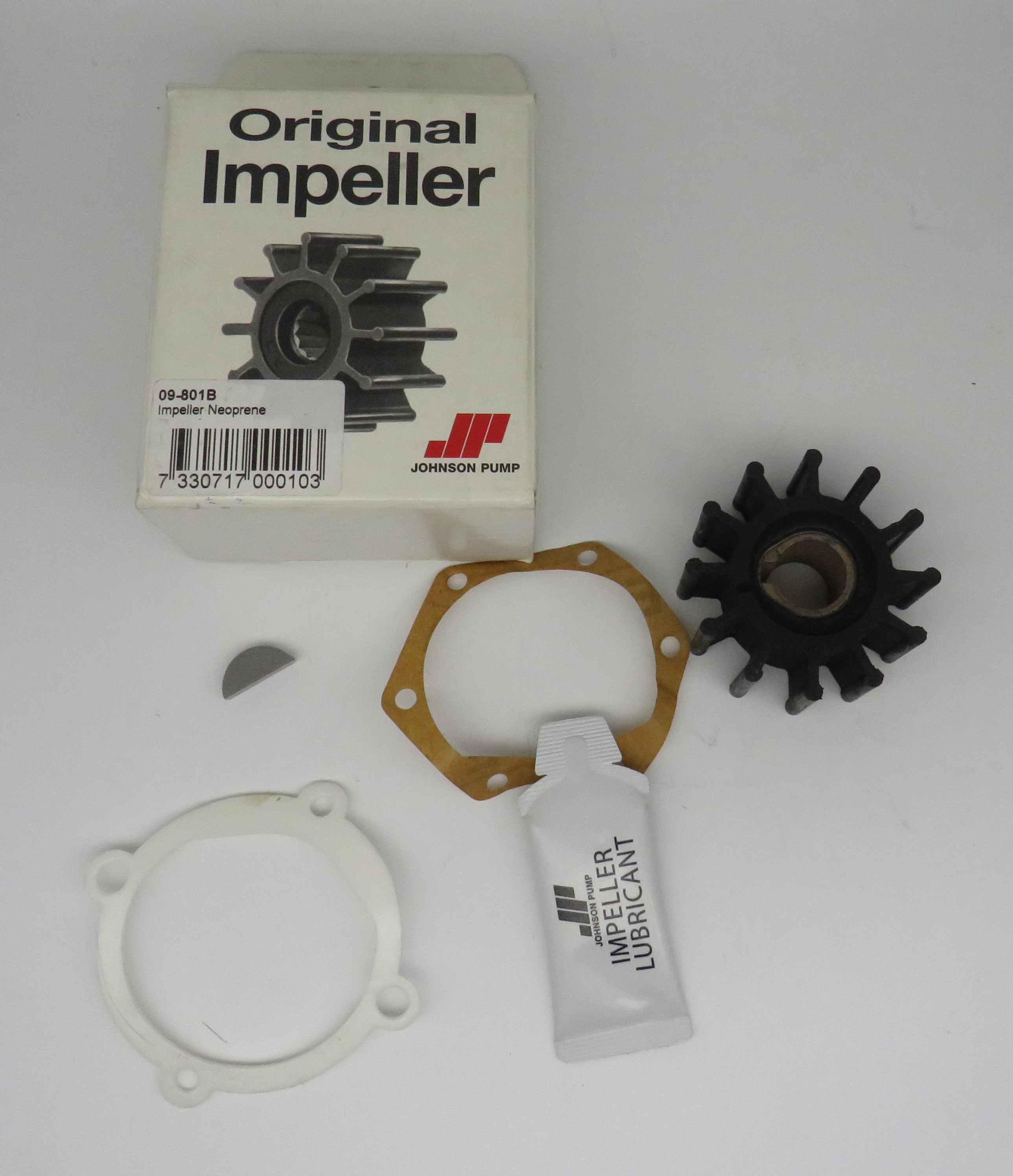 09-801B Johnson Pump Impeller Kit