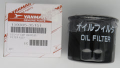 K-250925 Yanmar (124450-35100) Oil Filter Yanmar 119305-35151 Lube Oil Filter Assembly (NLA)