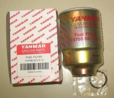 119798-55110-12 Yanmar Fuel Filter Element 8LV