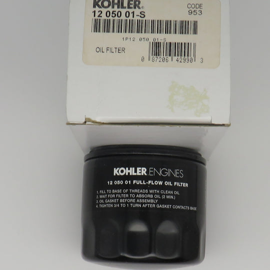 12 050 01-S Kohler Oil Filter