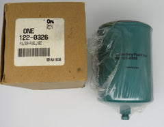 122-0326 Onan Secondary Fuel Filter 122-0326 For MDJE 6.0 & 7.5 kW (Spec AB-AF)