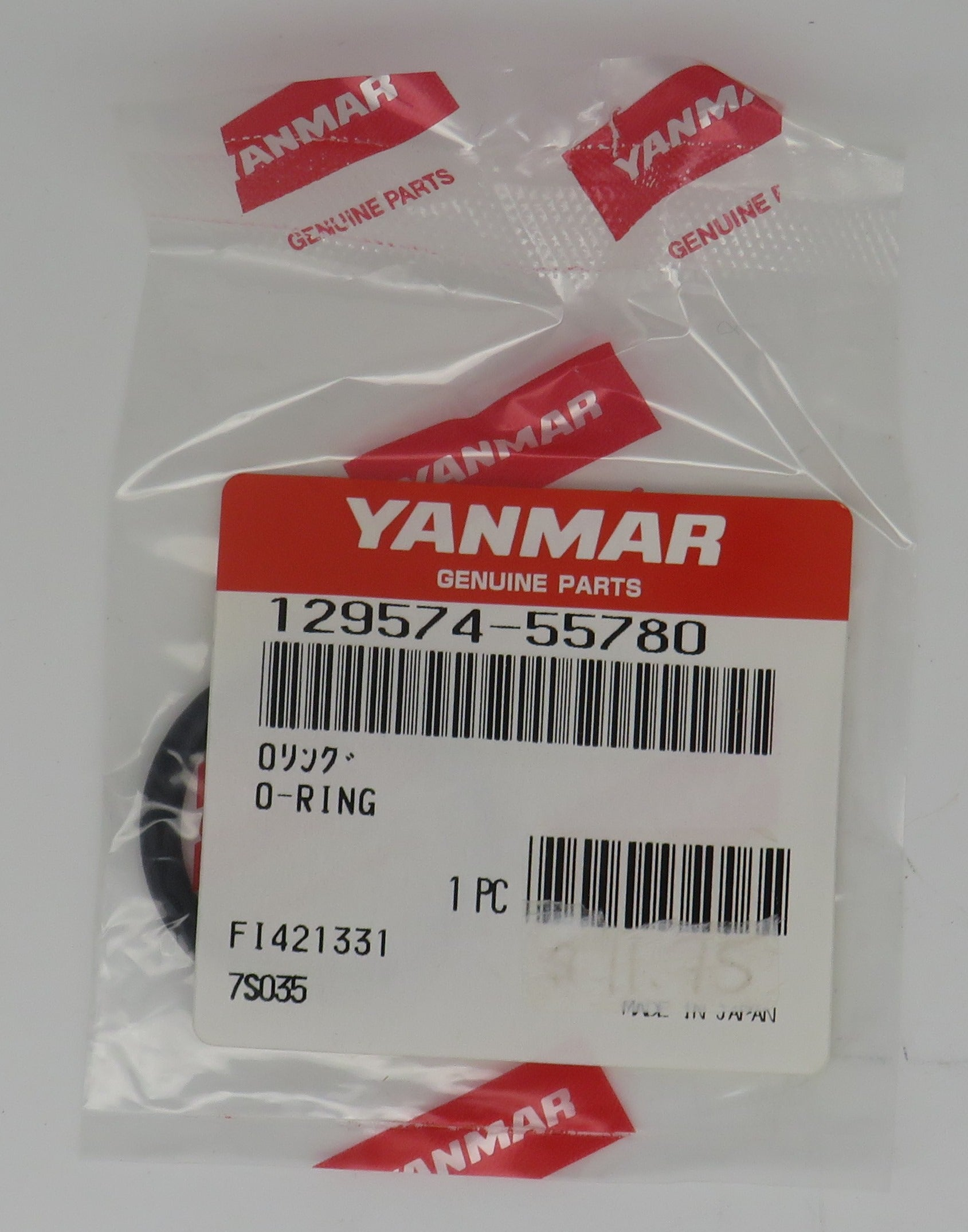 129574-55780 Yanmar O'Ring for the Yanmar Fuel Filter 370-129574-55711