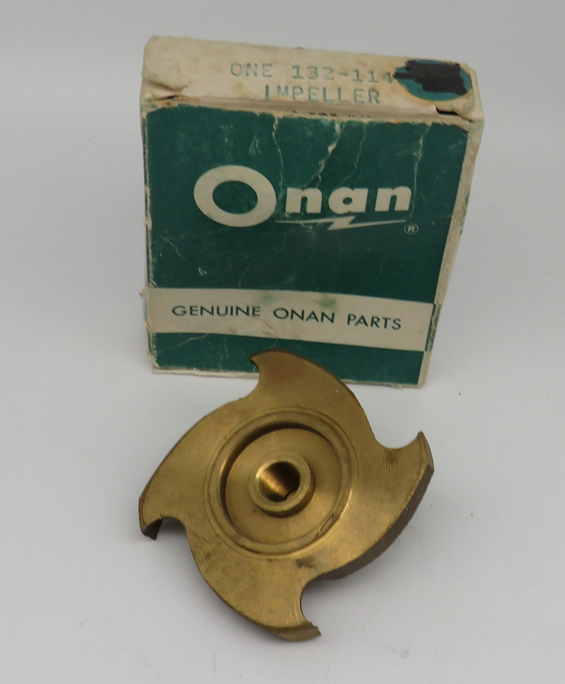 132-0114 Onan Impeller Centrifugal For MDJA w/Heat Exchangers