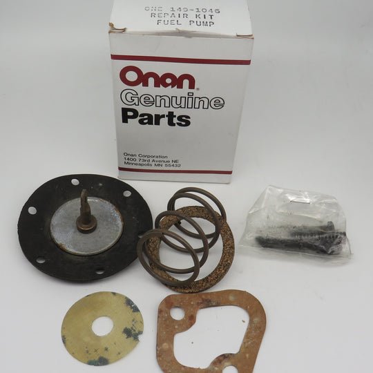 149-1046 Onan Fuel Pump Repair Kit OBSOLETE