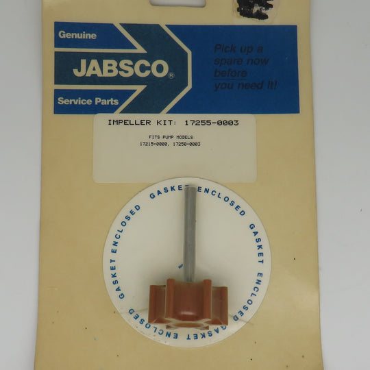 17255-0003 Jabsco Impeller Kit
