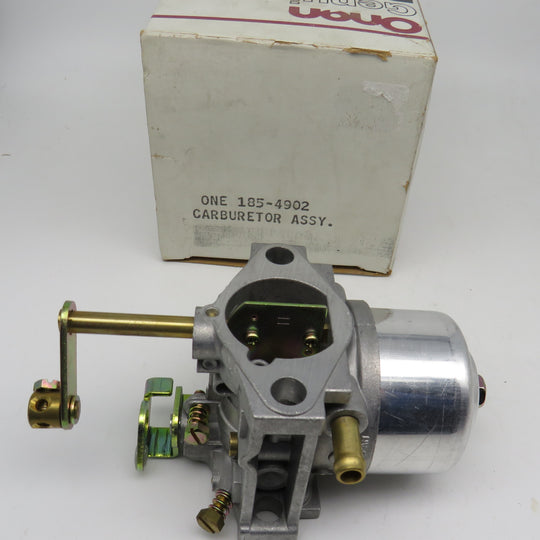 185-4902 Onan Carburetor Assembly OBSOLETE