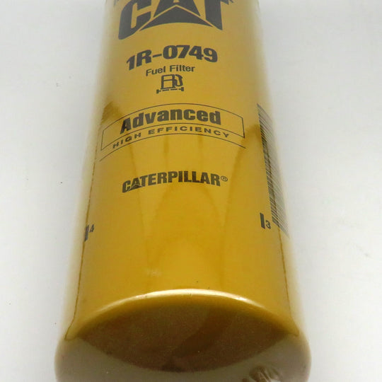 1R-0749 Caterpillar CAT Supersedes 389-0432 Fuel Filter