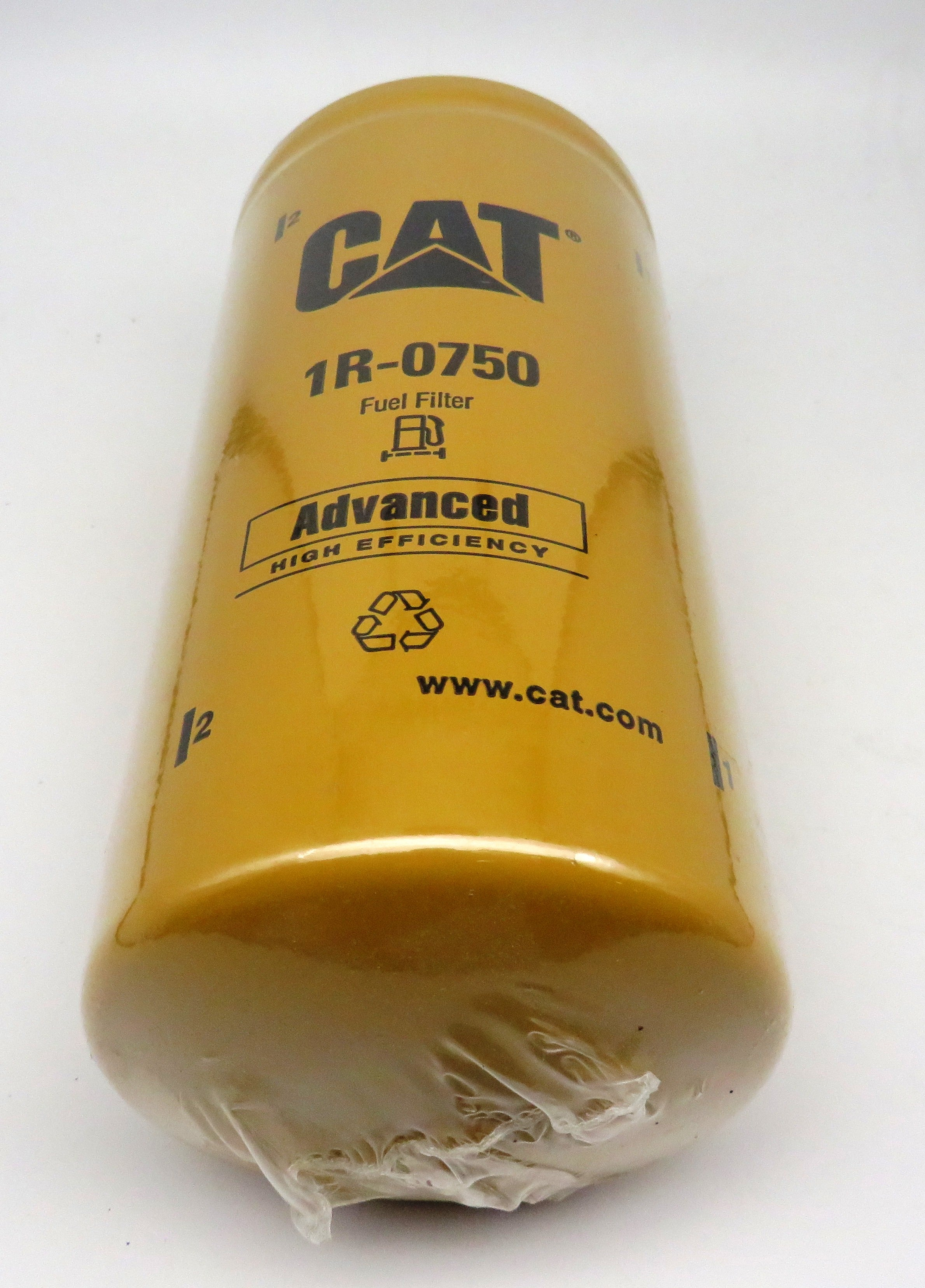 1R-0750 Caterpillar CAT Fuel Filter Formerly: CAT 1R-0740 or 1R-0711