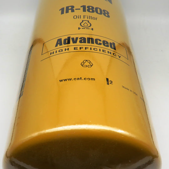 1R-1808 Caterpillar CAT Oil Filter