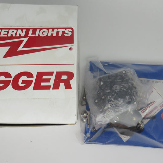 22-68040 Northern Lights Lugger 30A 2-Pole & 15A DC Circuit Breakers Conversion