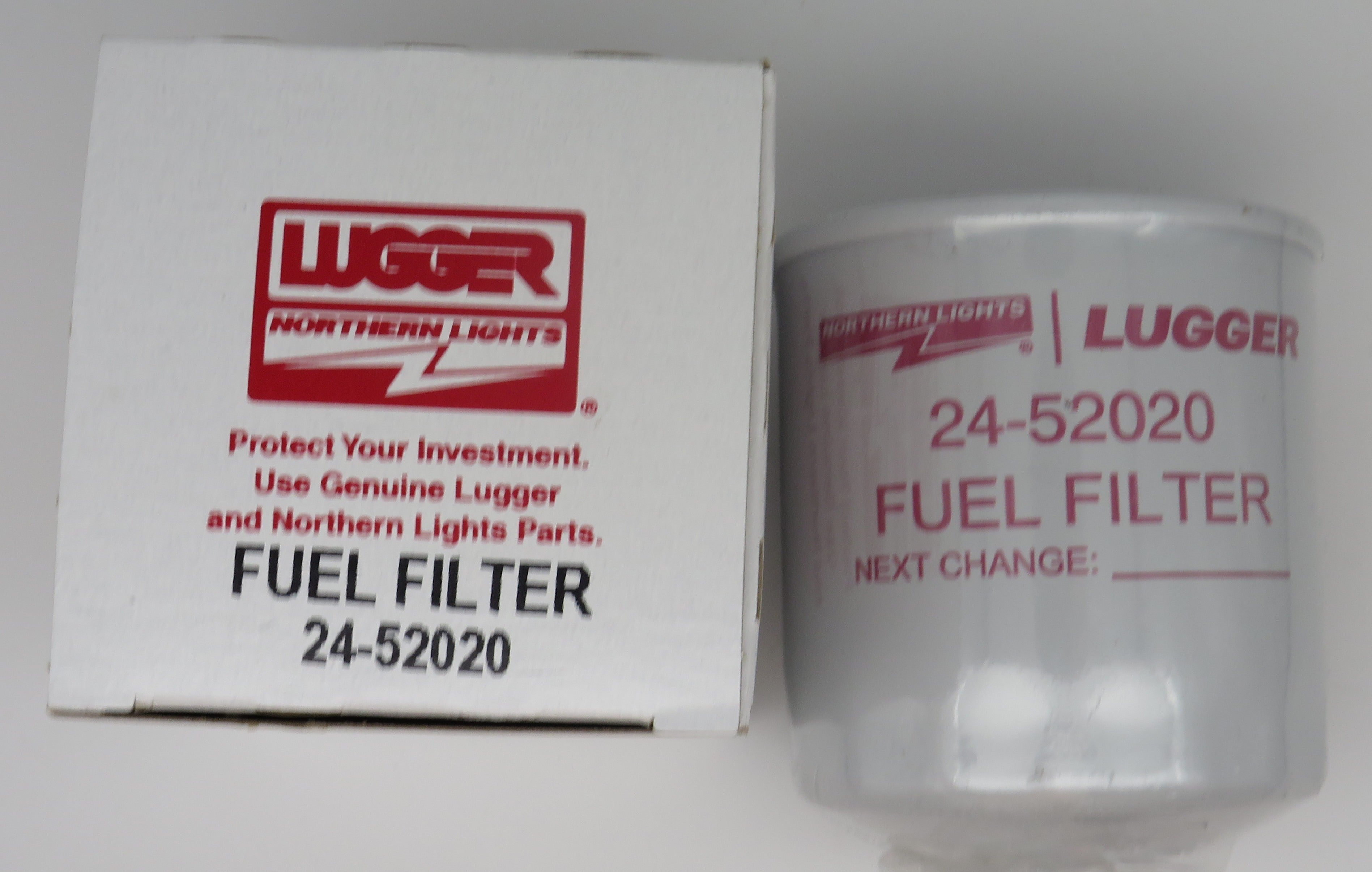 24-52020 Northern Lights Lugger Fuel Filter