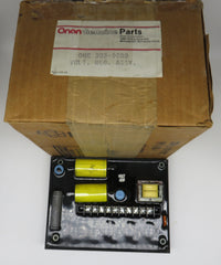 305-0688 Onan Regulator Assembly-Voltage for DJE (Spec AB-AG)- Begin Spec AG
