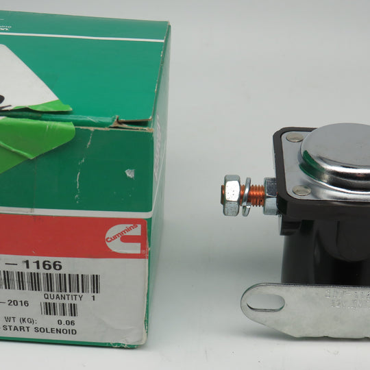 307-1166 Onan Start-Relay Solenoid