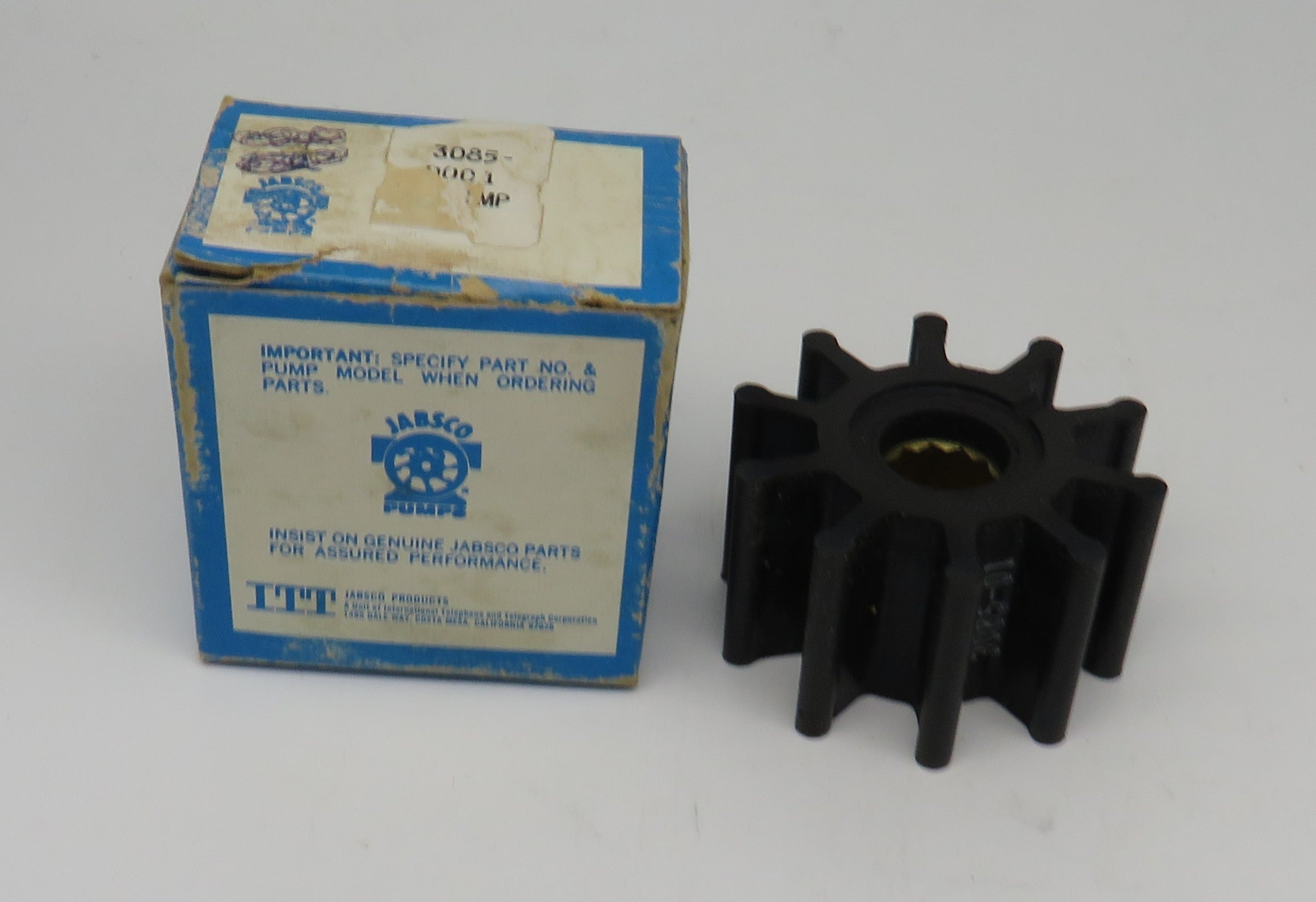 3085-0001 Jabsco Par Impeller