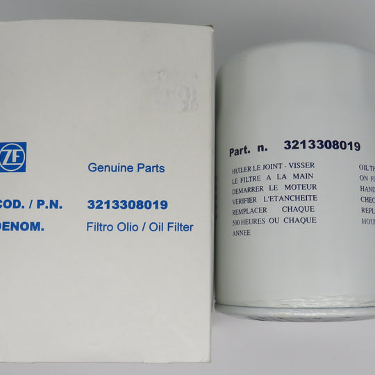 3213308019 Oil Filter ZF 301/350, ZF55