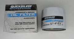 35-866340Q03 Quick Silver Oil Filter replaces 802885
