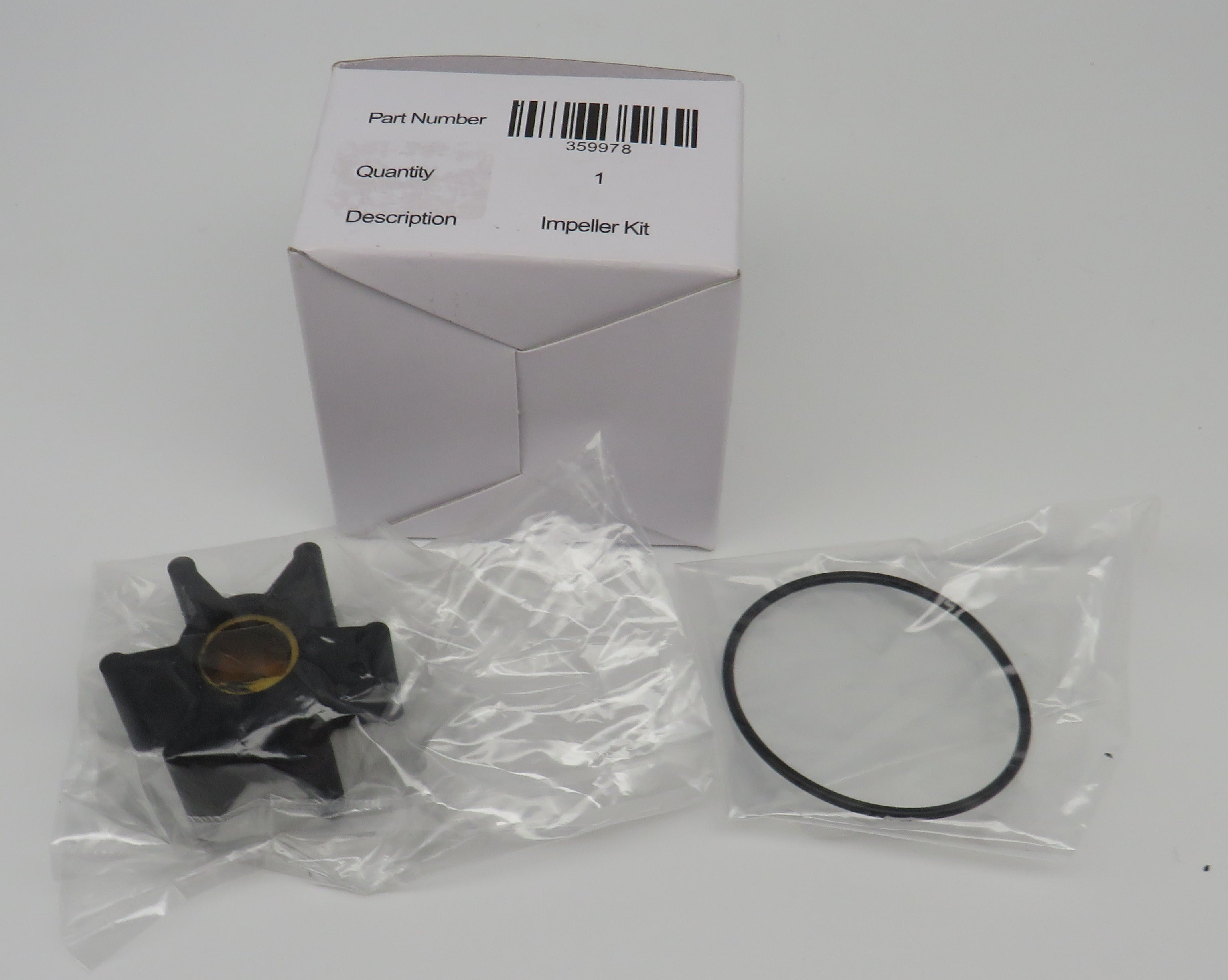 359978 Kohler Impeller Kit (utilized on most on 7.3E & 5E)
