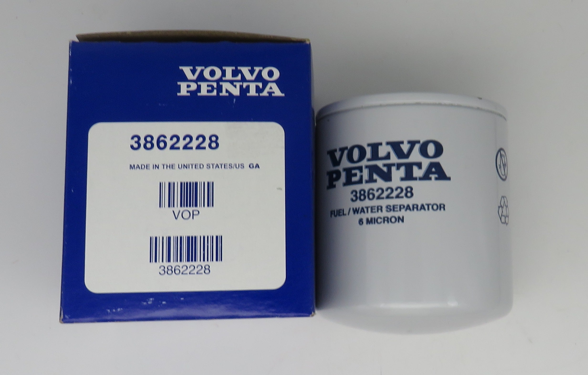 3862228 Volvo Penta Fuel Filter SLP