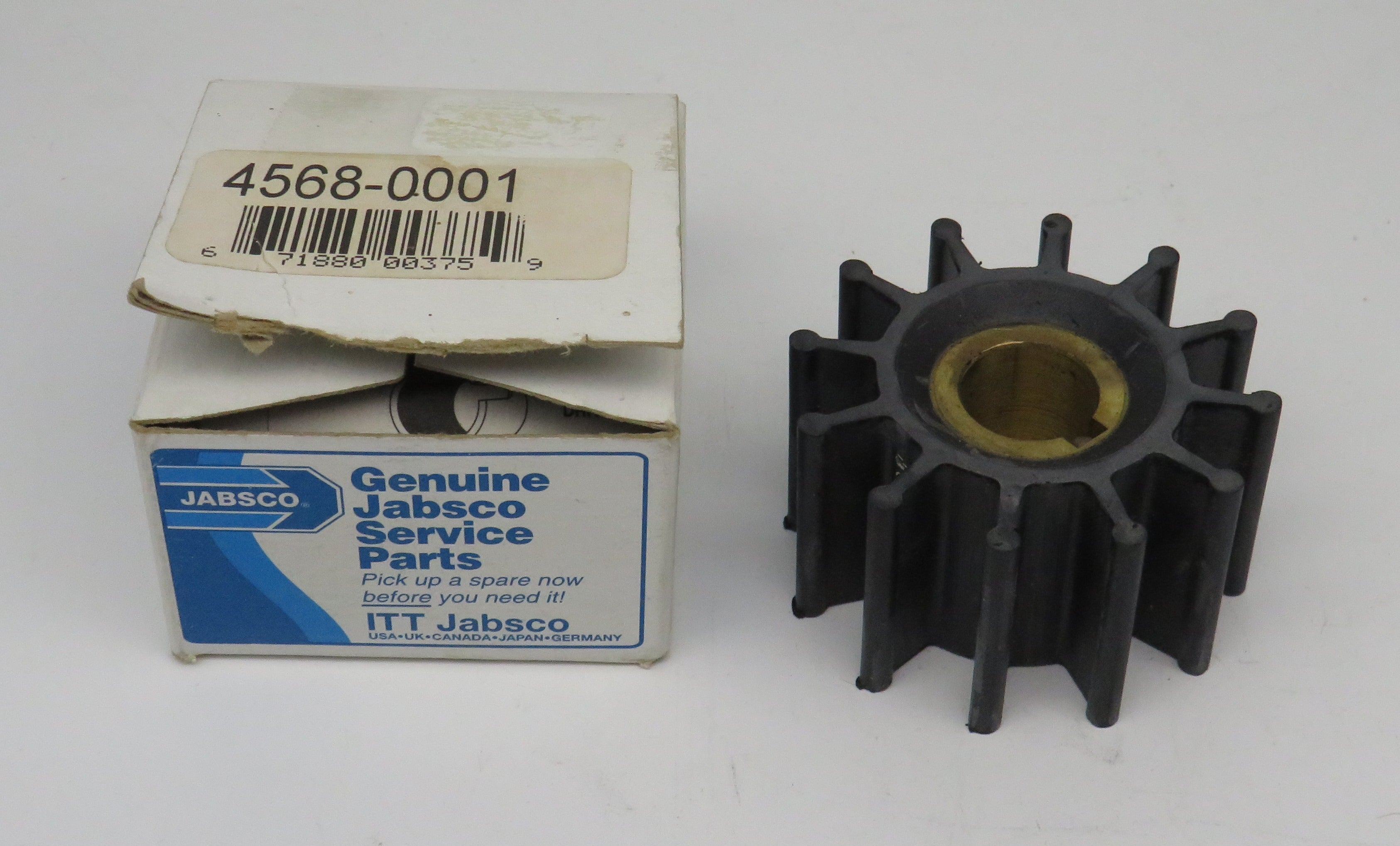 4568-0001 Jabsco Par Impeller
