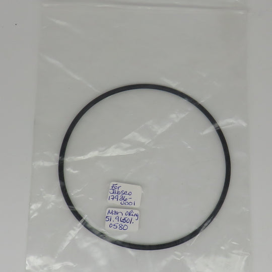 51.96501.0580 Man O-Ring for Jabsco 17936-0001 Impeller
