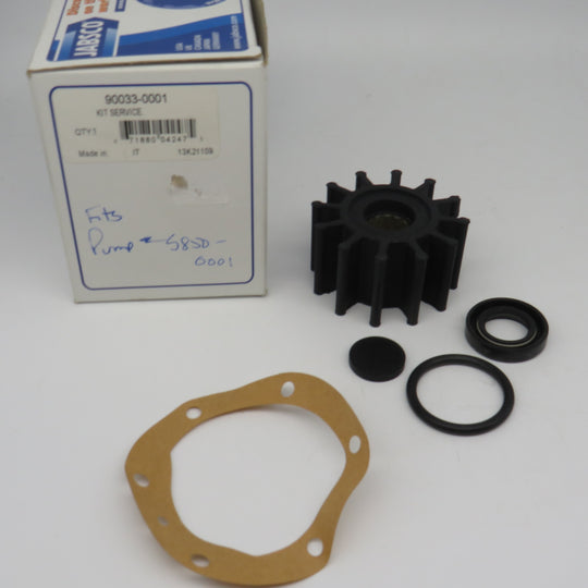 90033-0001 Jabsco Par Impeller Service Kit