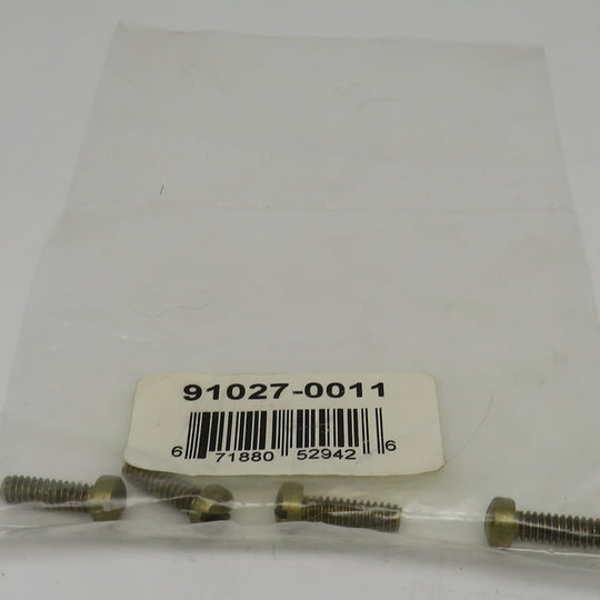 91027-0011 Jabsco Par Spare Screw Set