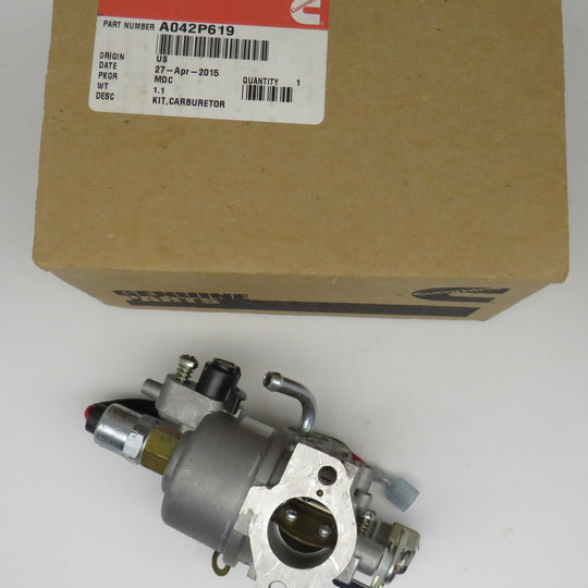 A042P619 Onan Carburetor Kit