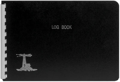 Beckson Boat Log Book MM503 Small Craft Boating Log