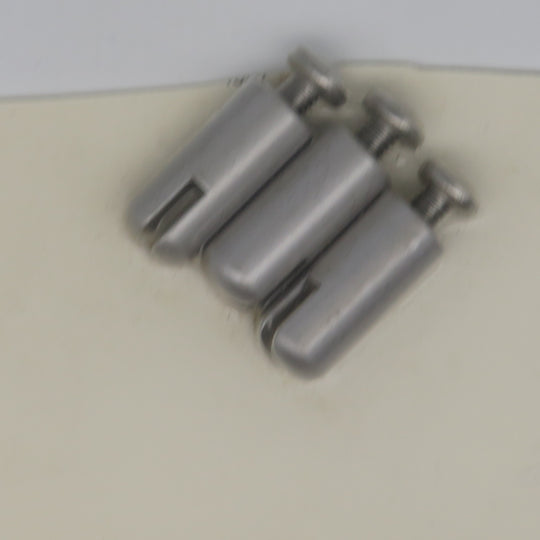 Homestrand Kenyon H1914 (B93048) 2 Slotted Grate Studs-New for Electric Model 406