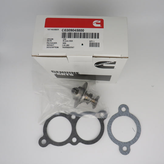 C0309045800 Onan Replaces (309-0458) Thermostat Kit OBSOLETE