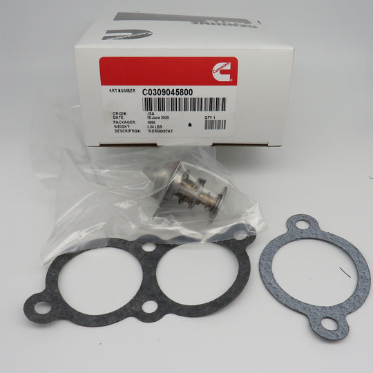 CO309045800 Onan Replaces (309-0458) Thermostat Kit OBSOLETE