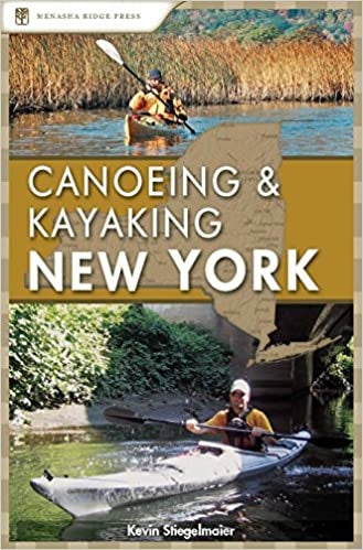 Canoeing & Kayaking New York by Kevin Stiegelmaier