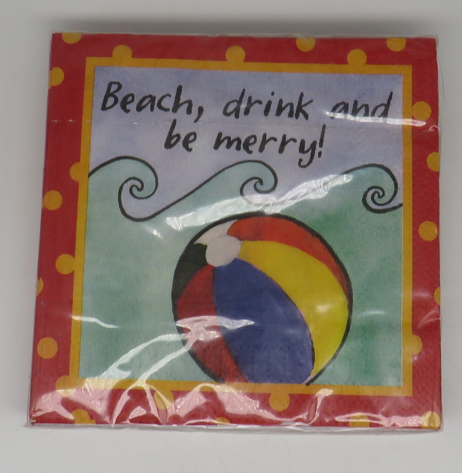 Cape Shore Beverage Napkin