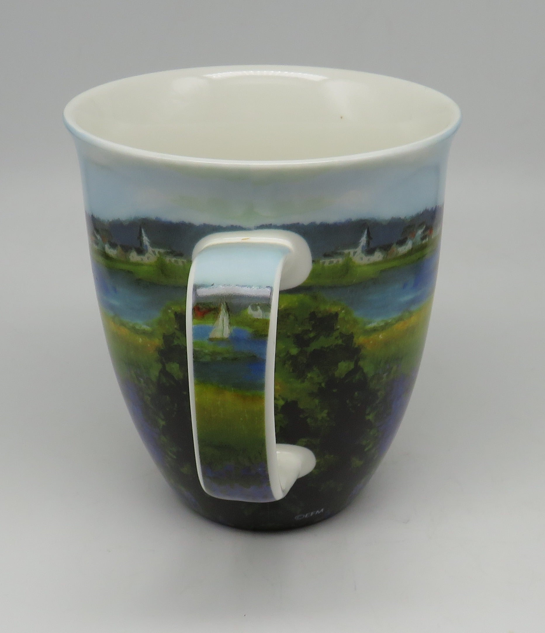 Cape Shore Harbor Style Mug Lupine Meadows OBSOLETE