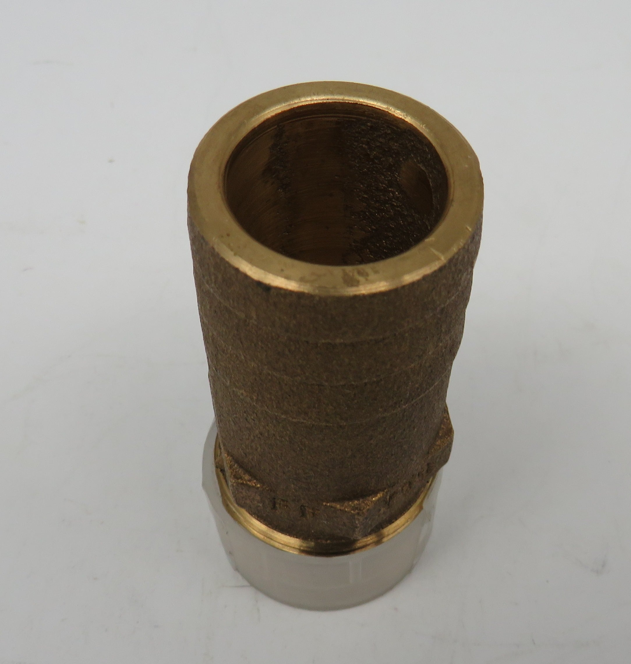 FF-750 Groco Bronze Hose to Pipe Adapter 1