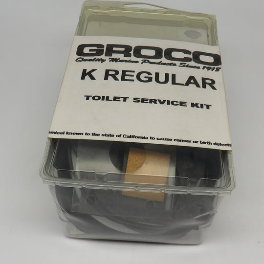 K Groco Regular Service Kit Model K